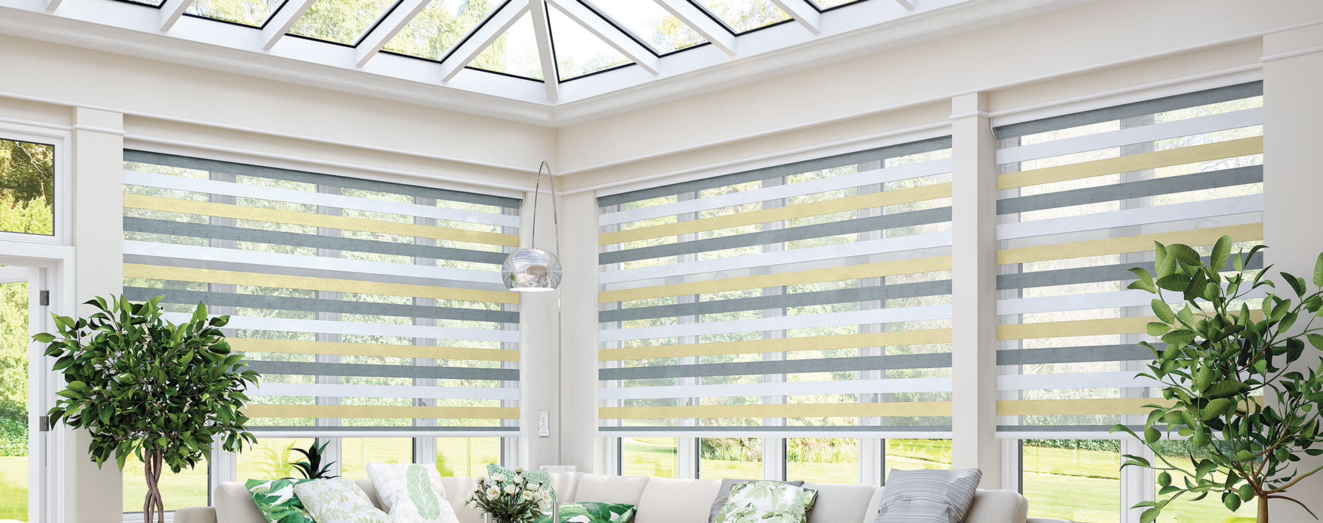 Conservatory Blinds Slide 1
