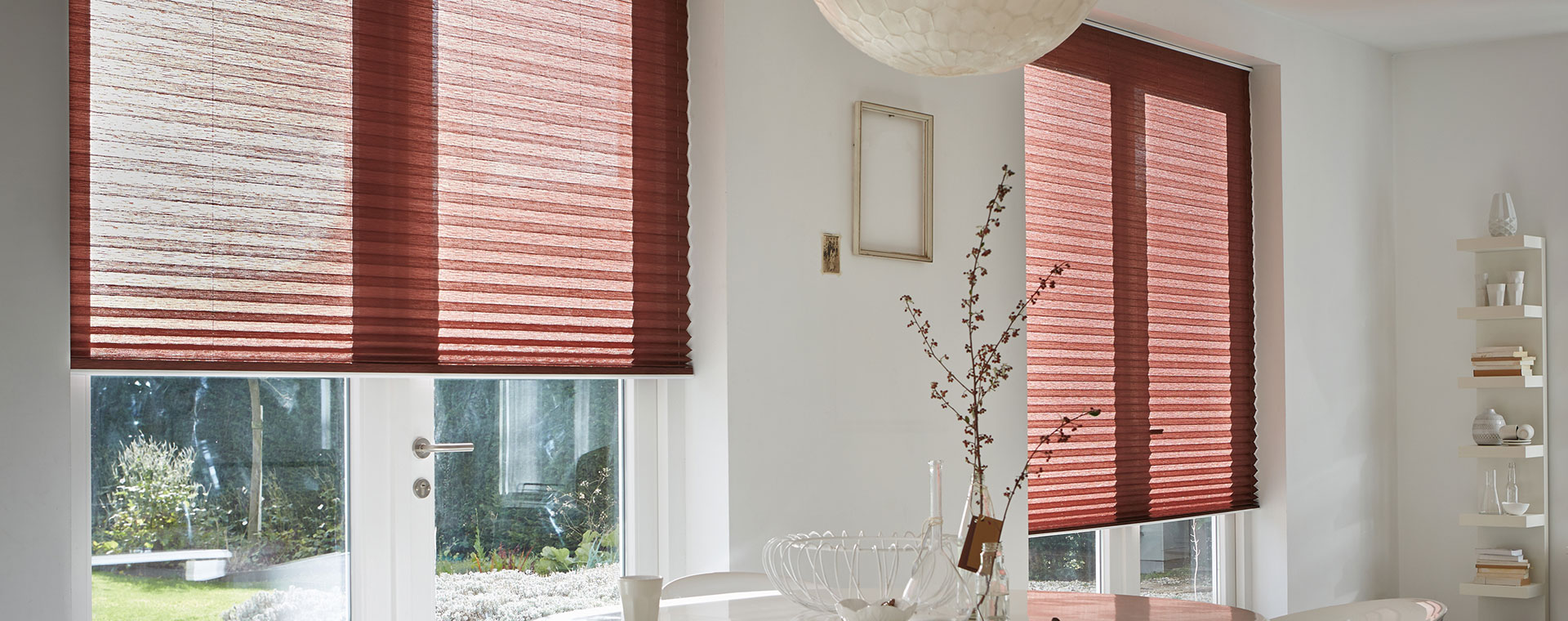 Pleated Blinds Slide 1